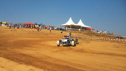 Chelopech, Bulgaria - August 6, 2017: National autocross championship, Chelopech 画像