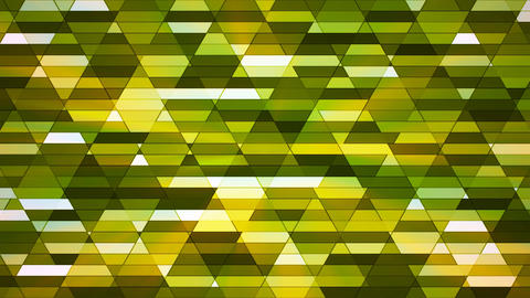 Broadcast Twinkling Diamond Hi-Tech Small Bars, Green, Abstract, Loopable, 4K Animation