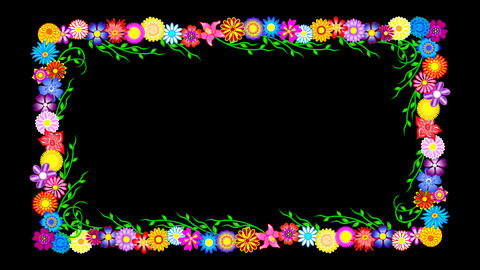 005 Flowers Animation