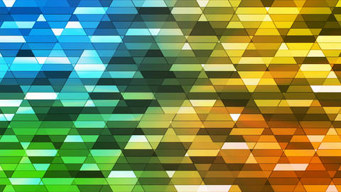 Broadcast Twinkling Diamond Hi-Tech Small Bars, Multi Color, Abstract, Loopable, Animation