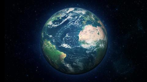 Earth ver6 Loop ภาพเคลื่อนไหว