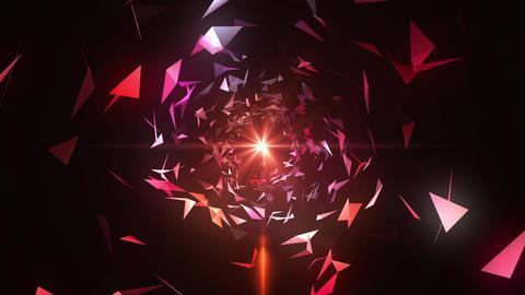 Plexus 002 Red CG動画