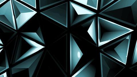 Trap Triangle 003 Blue Animation
