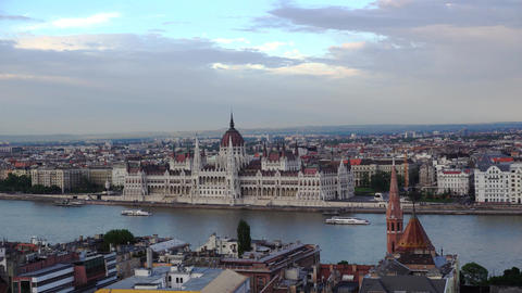 Budapest parlament 画像