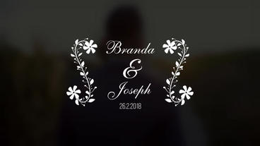 Wedding Title V4 Premiere Pro Template