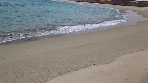 sand coastline 102 Footage