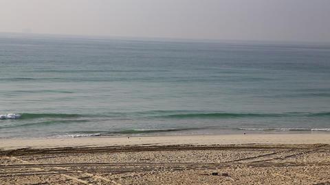 sand coastline 06 Footage