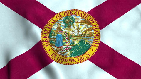 Florida State Flag 画像