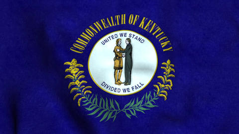 Kentucky State Flag Image