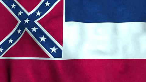 Mississippi State Flag Image