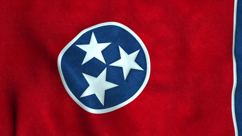 Tennessee State Flag 画像