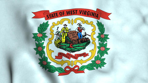 West Virginia State Flag Image
