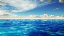 Perfect seascape. Great for tourism and nature concept. Check out my other seasc Animation