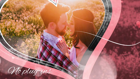 Day of Love Premiere Pro Template