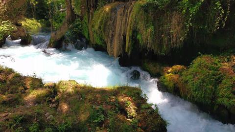 Waterfall Upper Duden Footage