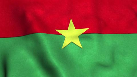 Burkina faso Flag GIF