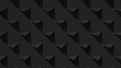 Black Triangle Abstract CG動画