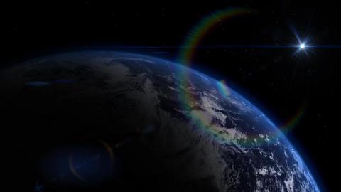 Earth 001 CG動画
