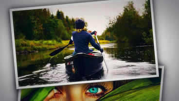 Short Slideshow After Effects templates