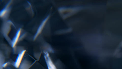 Shattered glass or ice visual effect Live Action