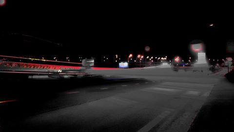 Night Street Rush Mix 4K ビデオ