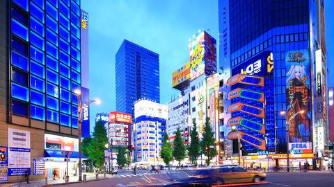 Tokyo Time-Lapse 0