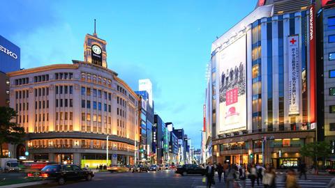 Tokyo Time-Lapse 1