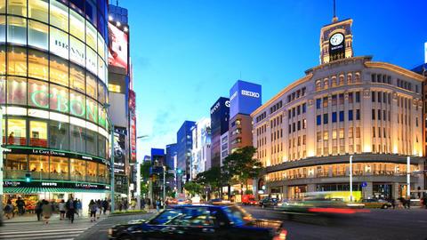 Tokyo Time-Lapse 2