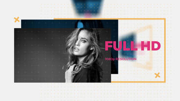 Fashion Promo Plantilla de After Effects