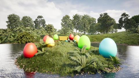 Easter 画像