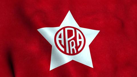 Flag Of Apra Animation