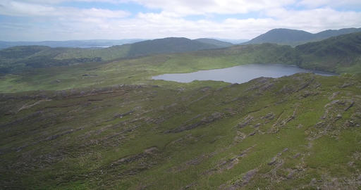 Aerial, Barley Lake, County Cork, Ireland - Native Version 画像