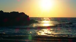 Sunset-at-the-beach GJPAULMd Footage