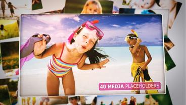 3D PHOTO SLIDESHOW