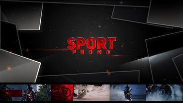 SPORT PROMO Plantilla de After Effects