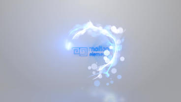Particle Logo 2 After Effects Template