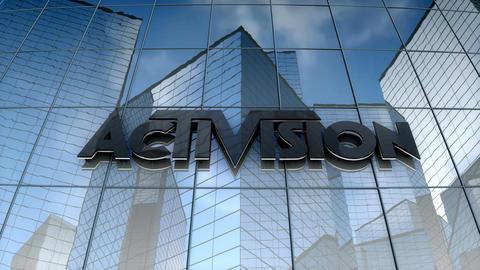 Editorial, Activision building Animation