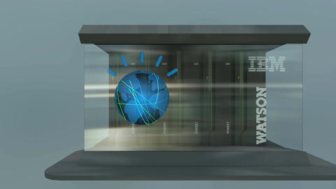 Editorial, IBM Watson Animation