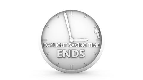 Daylight saving time 4 Animation
