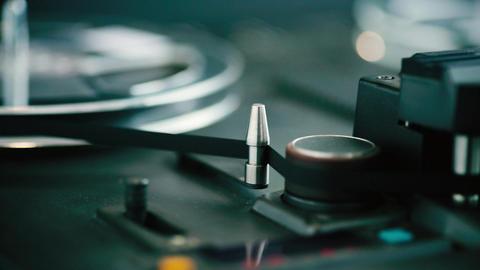 Audio tape recorder ビデオ