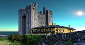 Bunratty Castle Ireland, Special FX Edition, Zoom Version Footage
