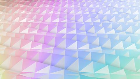 Geometric Wall 4 WB1Z Bb 4K CG動画