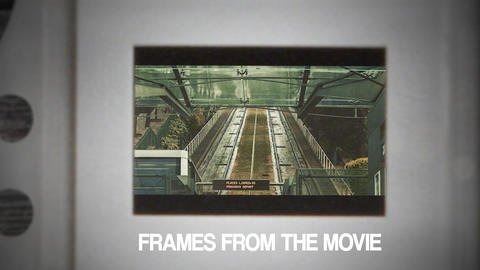Frames from the movie Premiere Pro Template