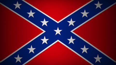 Confederate Flag Footage