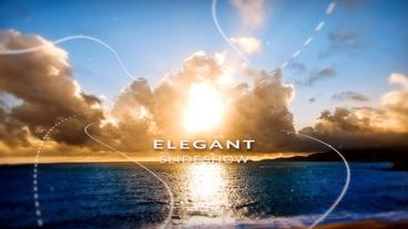 Parallax Elegant Slideshow Plantilla de After Effects