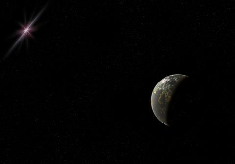 Planet and Star Fotografía
