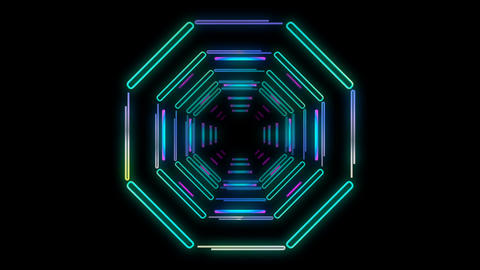 Shapeshifters (3D Looping Shapes)