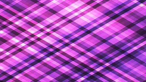 Broadcast Twinkling Diamond Hi-Tech Strips, Pink, Abstract, Loopable, 4K Animation