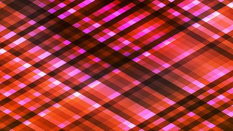 Broadcast Twinkling Diamond Hi-Tech Strips, Maroon, Abstract, Loopable, 4K Animation