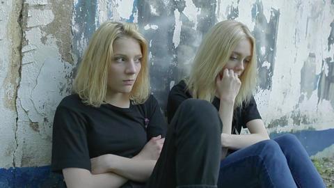 Teen girls Footage
